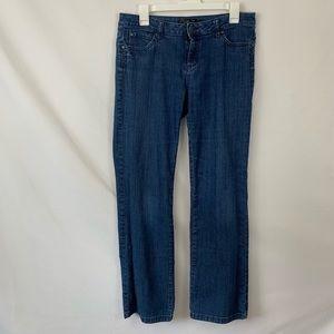 Prana 8/29 straight leg jeans